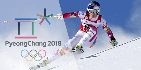 Горнолыжный спорт на Олимпиаде 2018