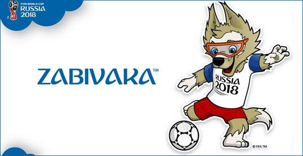 Талисман чемпионата мира по футболу Забивака