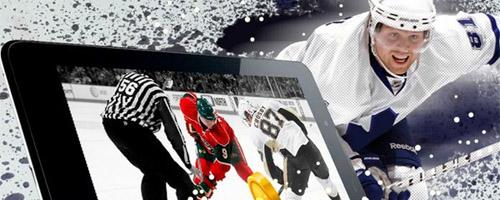 Ставки на хоккей в БК Вулкан Бет